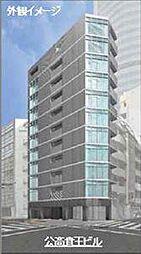 公高貴王ビル(女性限定レディースマンション)[9階]の外観