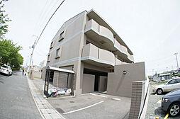 兵庫県姫路市三左衛門堀東の町の賃貸マンションの外観
