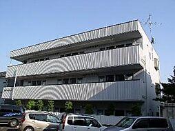 エステート北小金B棟[1階]の外観