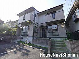 [テラスハウス] 神奈川県藤沢市本藤沢3丁目 の賃貸【/】の外観