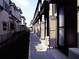 埼玉県鴻巣市人形1丁目の賃貸アパートの外観