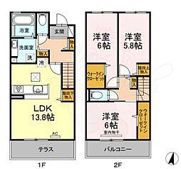 室見駅 12.0万円