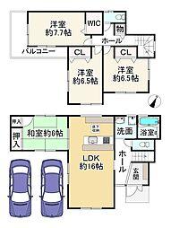 千里中央駅 3,880万円