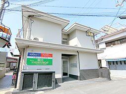 アパートメントハウスタケダ[1階]の外観