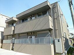 大阪府吹田市泉町4丁目の賃貸マンションの外観