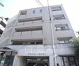 京都府京都市東山区八坂道東大路西入小松町の賃貸マンションの外観