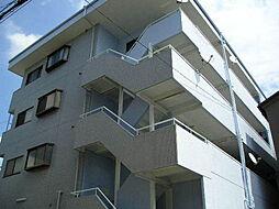 ルミエール加美[2階]の外観