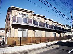 [テラスハウス] 神奈川県横浜市港北区綱島西5丁目 の賃貸【/】の外観