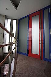 玄関(2階)