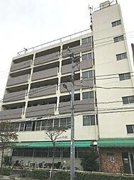 東京都北区豊島6丁目の賃貸マンションの外観
