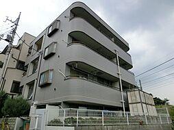 川越MMハイツ[4階]の外観