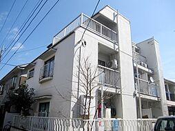 東京都立川市曙町3丁目の賃貸マンションの外観