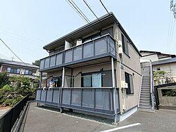 静岡県富士市今泉の賃貸アパートの外観