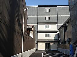 RUSCELLO-UNO[4階]の外観