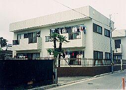 ファミリーハイム B棟[202号室]の外観