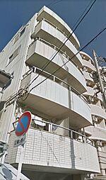 岡山県岡山市北区京町の賃貸マンションの外観
