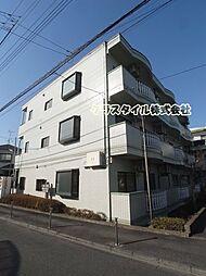 神奈川県相模原市南区鵜野森2丁目の賃貸マンションの外観
