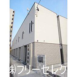 福岡県福岡市博多区吉塚1丁目の賃貸アパートの外観