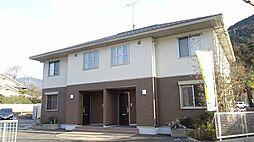 広島県広島市安佐北区三入南1丁目の賃貸アパートの外観