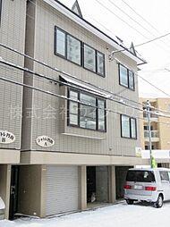 [テラスハウス] 北海道札幌市中央区北六条西25丁目 の賃貸【/】の外観