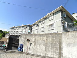 第二稲荷山ハイツAB[A-1-A号室]の外観