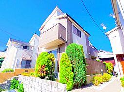 [テラスハウス] 東京都小平市学園西町2丁目 の賃貸【東京都 / 小平市】の外観