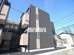 クレオ筥松弐番館[1階]の外観