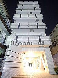 神奈川県横浜市保土ケ谷区帷子町2丁目の賃貸マンションの外観