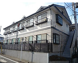 LAVIEAN成城B[2階]の外観