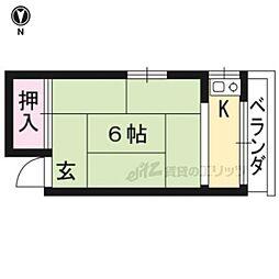 神宮丸太町駅 2.2万円