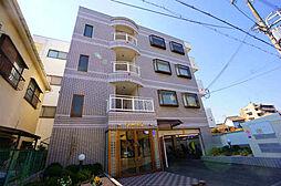 大阪府大阪市城東区永田4丁目の賃貸マンションの外観