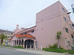大阪府大阪市住之江区北加賀屋3丁目の賃貸マンションの外観