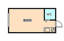 篠崎建物[506号室]の間取り