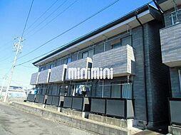 パールマンションI[1階]の外観