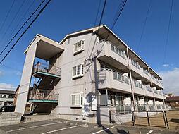 兵庫県姫路市飾磨区矢倉1丁目の賃貸マンションの外観