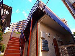 横浜市磯子区杉田4丁目プルミエール杉田[201号室号室]の外観