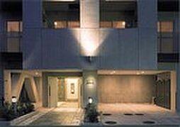 ル・リオン多摩川グランドコート[3階]の外観