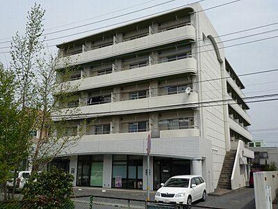 外観,1DK,面積28.44m2,賃料4.3万円,JR常磐線 水戸駅 徒歩15分,,茨城県水戸市白梅