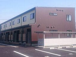 アバンティ太閤山A棟[101号室]の外観
