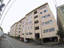 兵庫県西宮市田近野町の賃貸マンションの外観