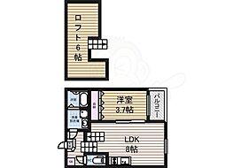 平安通駅 6.5万円