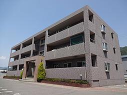 長野県上田市常磐城5丁目の賃貸マンションの外観