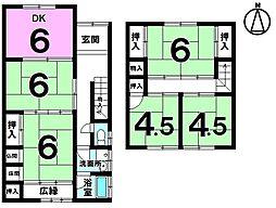 今伊勢駅 1,500万円