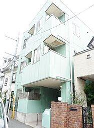神奈川県横浜市港北区菊名1丁目の賃貸マンションの外観