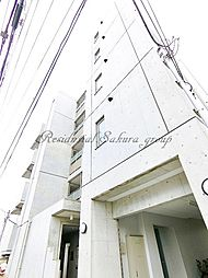湘南アビタシオン[304号室]の外観