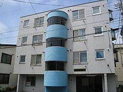 ピースハイツ35[4階]の外観