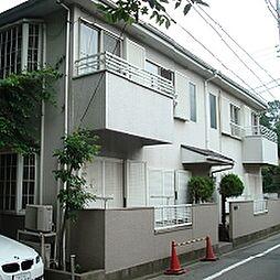 ローライズ駒沢[1階]の外観