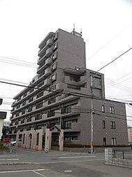 ライオンズマンション琴似八軒[2階]の外観