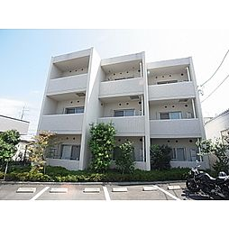 静岡県静岡市清水区折戸の賃貸マンションの外観