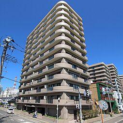 新潟県新潟市中央区川端町5丁目の賃貸マンションの外観